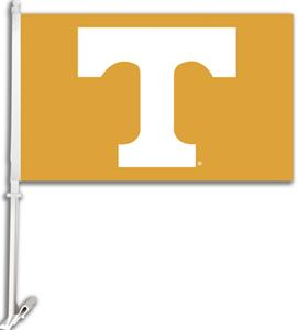 COLLEGIATE Tennessee 2-Sided 11&quot; x 18&quot; Car Flag