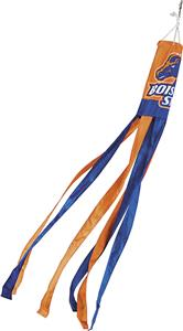 COLLEGIATE Boise State Windsock w/Streamers