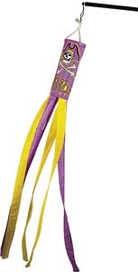 COLLEGIATE East Carolina Windsock w/Streamers