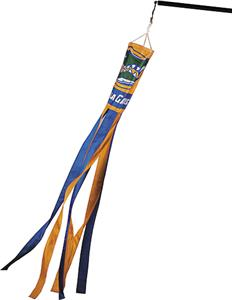 COLLEGIATE Florida Windsock w/Streamers
