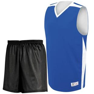 High 5 Fusion Reversible Basketball Uniform Kits