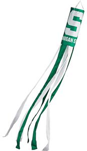 COLLEGIATE Michigan State Windsock w/Streamers