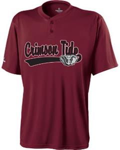 Holloway Collegiate Alabama Ball Park Jersey