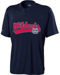Holloway Collegiate Arizona Ball Park Jersey
