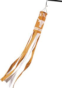 COLLEGIATE Texas Windsock w/Streamers