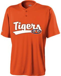 Holloway Collegiate Auburn Tigers Ball Park Jersey