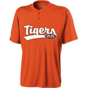 Holloway Collegiate Auburn Tigers Ball Park Jersey