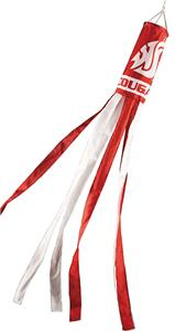 COLLEGIATE Washington State Windsock w/Streamers