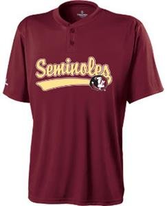Holloway Collegiate Florida State Ball Park Jersey