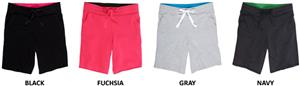 Boxercraft Girls Fleece Boardwalk Shorts