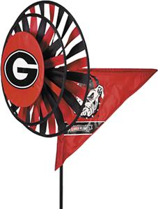 COLLEGIATE Georgia Yard Spinner
