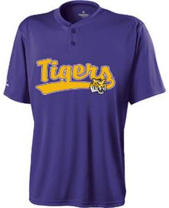 Holloway Collegiate LSU Tigers Ball Park Jersey