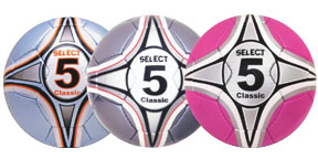 Select Classic Soccer Ball Size 5 Closeout
