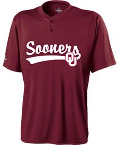 Holloway Collegiate Oklahoma Ball Park Jersey