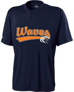 Holloway Collegiate Pepperdine Ball Park Jersey