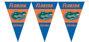 COLLEGIATE Florida Party Pennant Flags