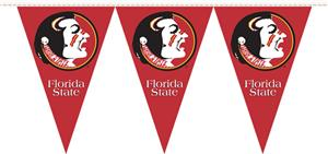 COLLEGIATE Florida State Party Pennant Flags