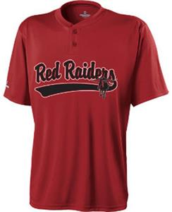 Holloway Collegiate Texas Tech Ball Park Jersey
