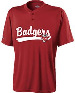 Holloway Collegiate Wisconsin Ball Park Jersey