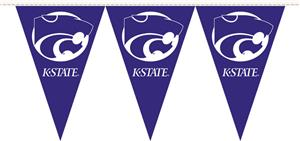 COLLEGIATE Kansas State Party Pennant Flags