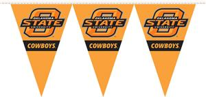 COLLEGIATE Oklahoma State Party Pennant Flags