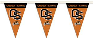 COLLEGIATE Oregon State Party Pennant Flags