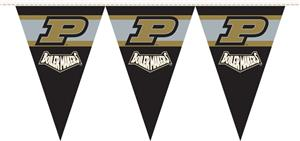 COLLEGIATE Purdue Party Pennant Flags