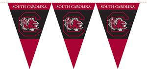 COLLEGIATE South Carolina Party Pennant Flags