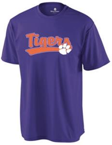Holloway Collegiate Clemson Tigers Rookie Jersey