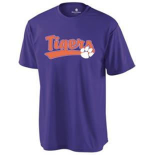 Holloway Collegiate Clemson Tigers Rookie Jersey
