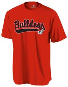 Holloway Collegiate Georgia Bulldogs Rookie Jersey