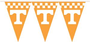 COLLEGIATE Tennessee Party Pennant Flags