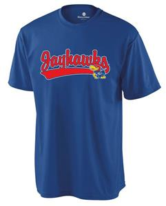 Holloway Collegiate Kansas Jayhawks Rookie Jersey