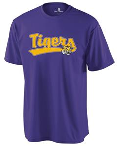 Holloway Collegiate LSU Tigers Rookie Jersey