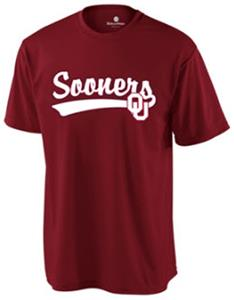 Holloway Collegiate Oklahoma Sooners Rookie Jersey