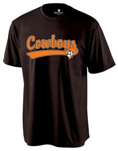 Holloway Collegiate Oklahoma State Rookie Jersey