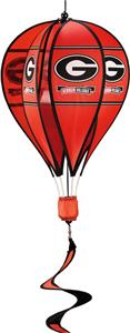 BSI COLLEGIATE Georgia Hot Air Balloon Spinner