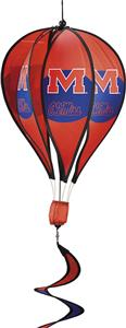 BSI COLLEGIATE Mississippi Hot Air Balloon Spinner