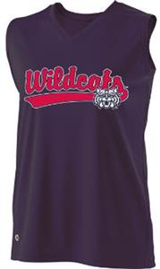 Holloway Ladies Curve Collegiate Arizona Jersey