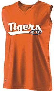 Holloway Ladies Curve Collegiate Auburn Jersey