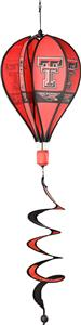BSI COLLEGIATE Texas Tech Hot Air Balloon Spinner
