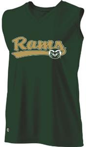Ladies Curve Collegiate Colorado State Jersey