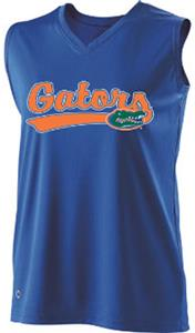Holloway Ladies/Girls Curve Florida Gators Jersey