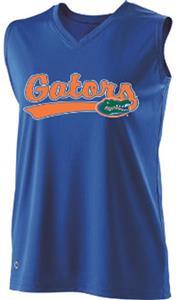 Holloway Ladies/Girls Curve Florida Gators Jersey