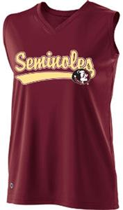 Ladies Curve Collegiate Florida State Jersey