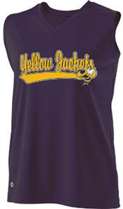 Holloway Ladies/Girls College Georgia Tech Jersey