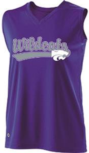 Holloway Ladies/Girls College Kansas State Jersey