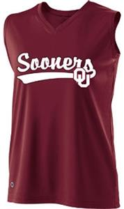 Holloway Ladies'/Girls' Collegiate Oklahoma Jersey
