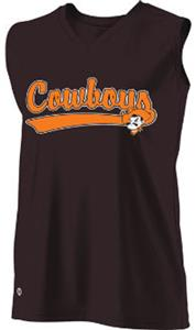 Holloway Ladies'/Girls' College Oklahoma St Jersey