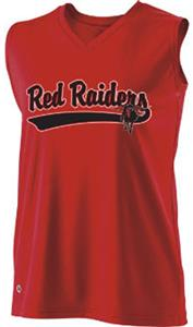 Holloway Ladies Curve Collegiate Texas Tech Jersey